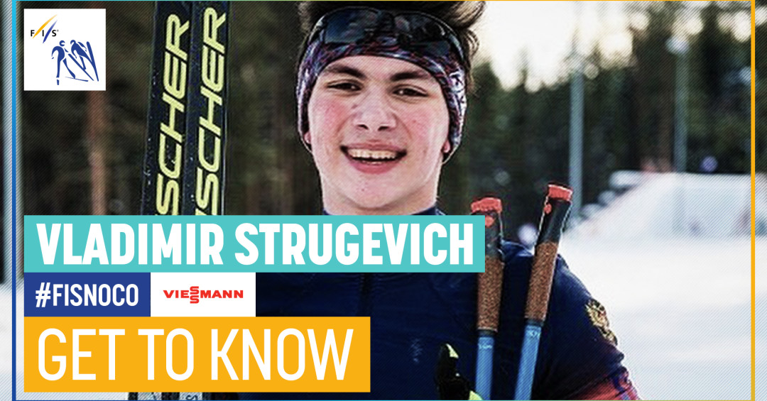 Get to know: Vladimir Strugevich (RUS)