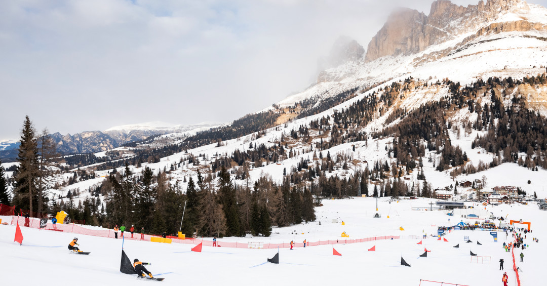 "Carezza (ITA) gearing up for ""green"" World Cup; Fis Ski"